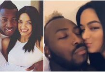 andre-russell-and-wife