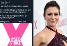 sex strike