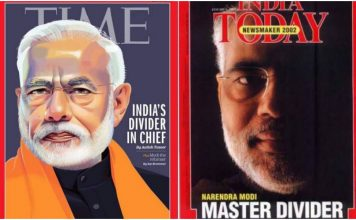 india today and time magazine