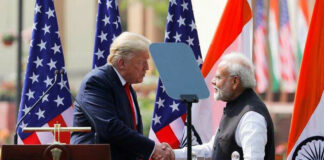 national news trump modi