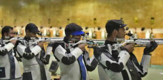 Shooting World Cup in New Delhi postponed due to novel coronavirus