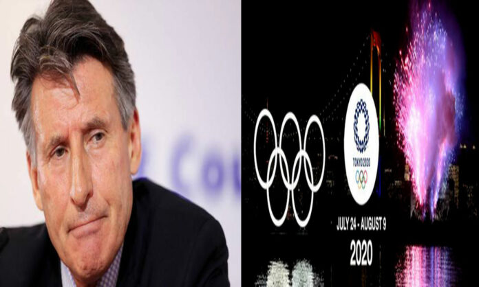 Olympics could be delayed