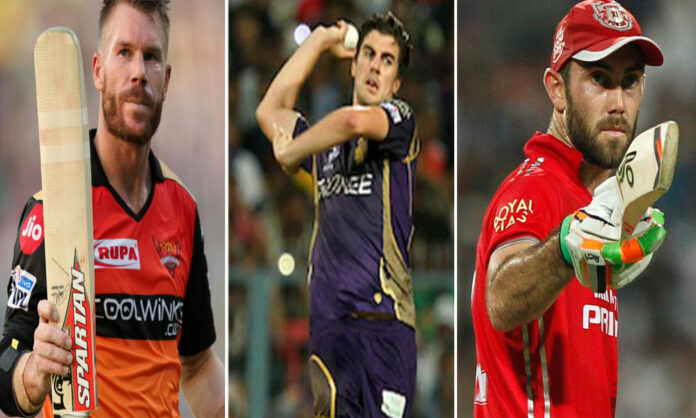 Australian Cricketers May Have to Give Up Lucrative IPL Contracts
