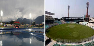 first ODI between India and South Africa has been called off due to rain