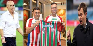 Antonio Habas to coach merged ATK-Mohun Bagan team , says ATK boss Sanjiv Goenka
