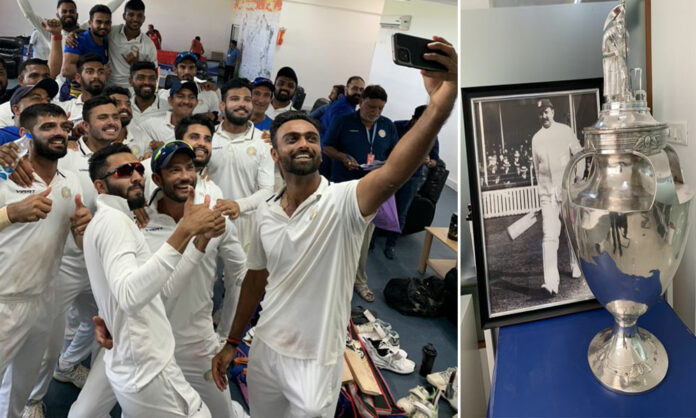 Saurashtra win maiden Ranji Trophy title after beating Bengal