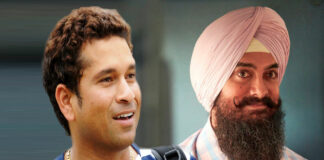 Sachin Tendulkar's Birthday Wish For Aamir Khan