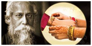 Rabindra nath tagar started the Rakhi Bandhan festival to inculcate brotherhood among all, excluding caste.