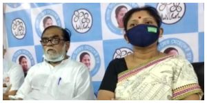 Trinamool-led panchayats cannot bring distrust against their own party, says Saoni Singh Roy