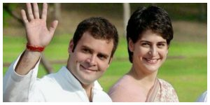 On the occasion of Rakhi, Rahul posted a special post to Priyanka Gandhi on social media