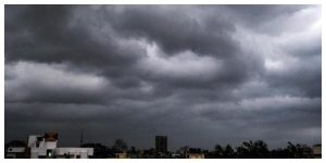 The cyclone, the orange warning issued for the next three days, may increase the amount of rain