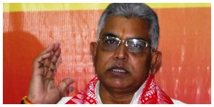 The lies of the opposition were leaked about the eavesdropping on the phone, Dilip Ghosh demanded by showing the picture
