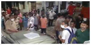 The miscreants attacked the defendant's house in protest of reckless driving