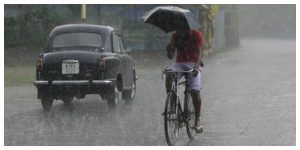 Cyclones are forming again in the Bay of Bengal, forecasting heavy rains across the state