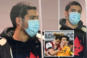 A horrible injury happened in Raul Jimenez`s head. But he has done magical come back in football....