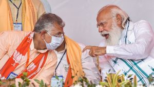 BJP wants separate vaccination policy in West Bengal