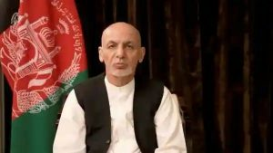 ASHRAF GHANI POSTED A VIDEO FOR THE AFGHAN NETIZENS