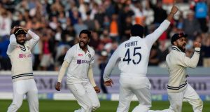 In the second test, India beat England in lords. An great bowling perfomance done by the Indian bowlers. Siraj took 4..