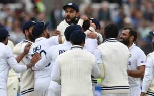 After the historic test match win by India, in Social media ex cricketers reacted and delighted about victory. Sourav Ganguly said...