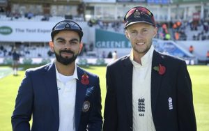 There is a chance to win this test match against England. They is in pressure. They cant handle it properly before tea time. But then ...
