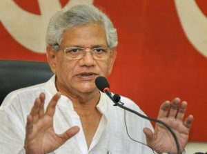TMC AND BJP ARE NOT THE DIFFERENT SIDES OF THE SAME COIN,SAYS YECHURI