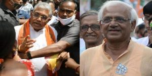 Sovandeb Chattopadhyay and Dilip Ghosh